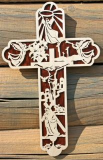 Wood art cut out or burnt also do custom patterns