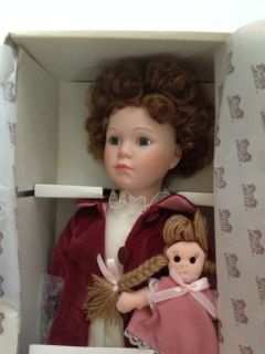 Marguerite, The Orphan Girl Porcelain Collector Doll