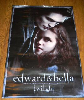 TWILIGHT Movie Edward & Bella 24 x 36 Poster
