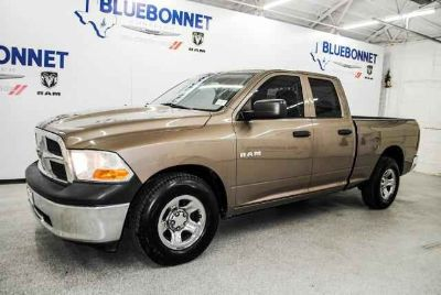Used 2010 Dodge Ram 1500 2WD Quad Cab 140.5