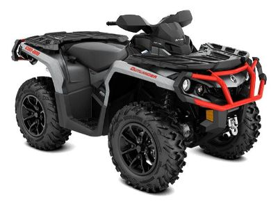 2018 Can-Am Outlander XT 1000R Utility ATVs Leesville, LA