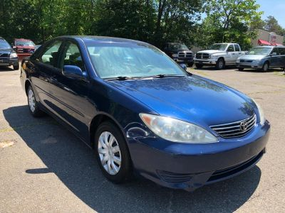 2005 Toyota Camry Standard (Blue)