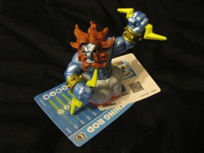 Skylanders Giant Lightning Rod