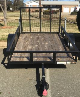 2019 Other 5x8 Open Utility Trailer