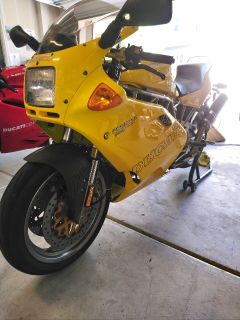 1997 Ducati SUPERSPORT 900