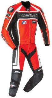 Buy New Joe Rocket Speed Master 5.0 Race Suit Red Size 50 motorcycle in Ashton, Illinois, US, for US $643.49