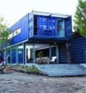SHIPPING CONTAINER HOME MADE EASY!