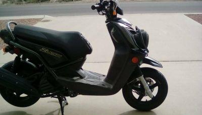 2009 Yamaha ZUMA 125