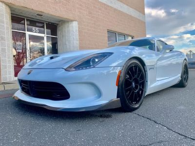 2015 Dodge Viper SRT (Viper White Clearcoat)