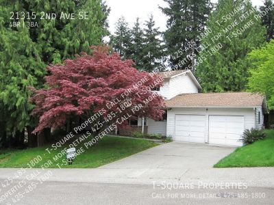 4 bedroom in Bothell