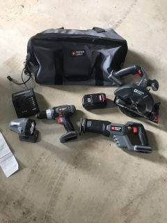 Porter Cable tools