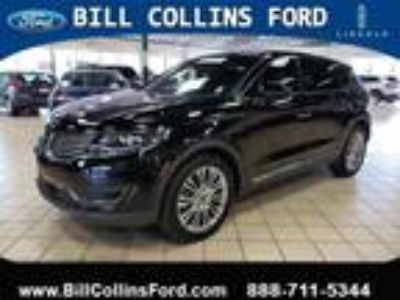 used 2018 Lincoln MKX for sale.