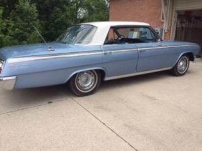 1962 Chevy Impala Hardtop