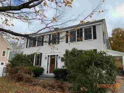 53 Main Street Hampstead Three BR, This 1850 Colonial style home
