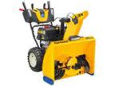 2018 Cub Cadet 3X 30 in. HD