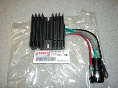 Sell YAMAHA F75-F100 HP OUTBOARD RECTIFIER PART #67F81960-12 motorcycle in Hollywood, Florida, US, for US $194.95
