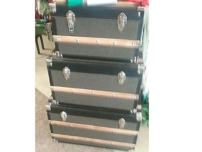 TRUNKS STARTING AT $99.95, ANTIQUE, NEW, MANY ...