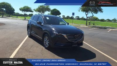 2019 Mazda CX-9 Touring (Jet Black Mica)