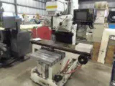 AXIS CNC MILLING MACHINE