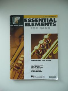 Essential Elements for Trumpet players