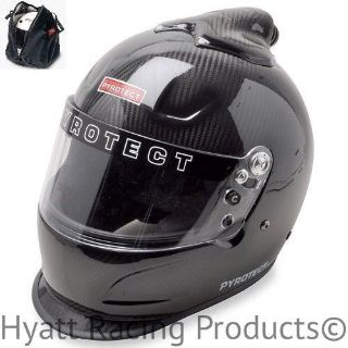 Find Pyrotect SA2015 PAF Top Forced Air Duckbill Helmet - All Sizes / Carbon Fiber motorcycle in Bend, Oregon, United States, for US $899.00