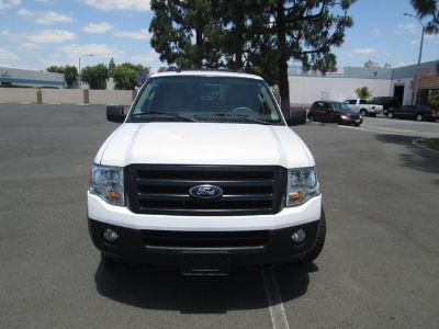 2012 Ford Expedition XL (White)
