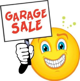 Yard Sale Fri- Sat 21 & 22  Southside