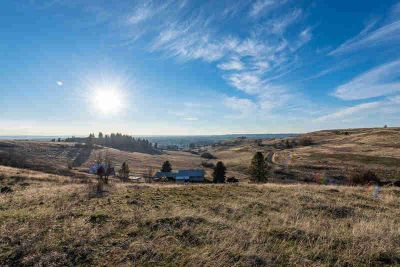 Tbd Perry Ln Spokane, Undeveloped view property in County