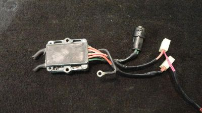 Find REGULATOR RECTIFIER #61A-81960-01-00 from YAMAHA 2 STROKE 225 hp OUTBOARD MOTOR motorcycle in Gulfport, Mississippi, US, for US $41.97