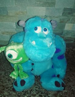 Disney sully and Mike