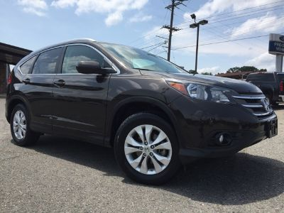 2013 Honda CR-V EX-L (Kona Coffee Metallic)