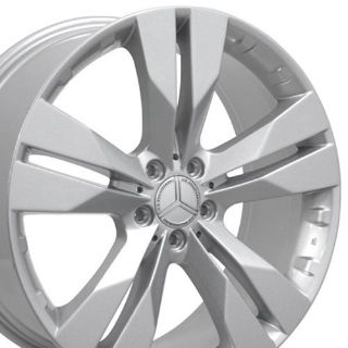 "Sell 20"" Silver GL Class Style Wheel Rim Fits Mercedes Benz 350 450 550 W1x motorcycle in Sarasota, Florida, United States, for US $141.25"