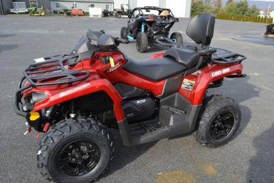 2019 Can-Am Outlander MAX XT 570 ATV Utility Grantville, PA
