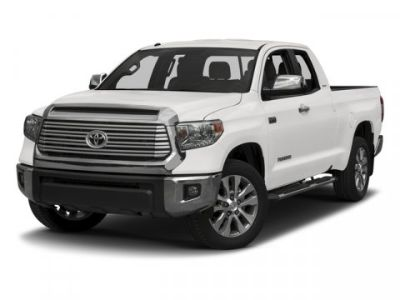 2016 Toyota Tundra Limited (Gray)