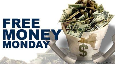 FREE MONEY MONDAY @ CRICKET WIRELESS SOUTHFIELD!!!