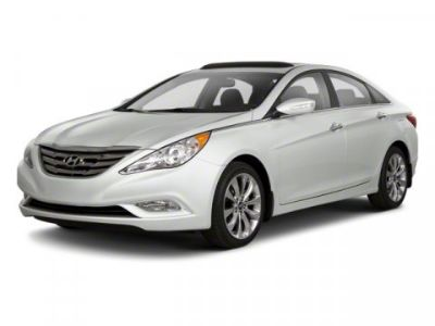 2011 Hyundai Sonata Limited (Harbor Gray Metallic)