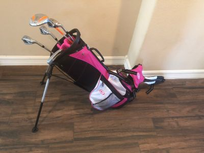 Us girls golf clubs
