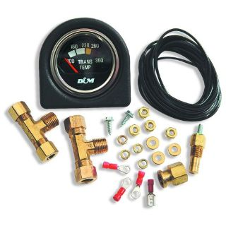Sell B&M 80212 Automatic Transmission Oil Temperature Gauge Kit motorcycle in Chanhassen, Minnesota, United States, for US $74.28
