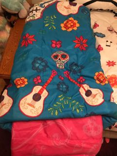 Disney coco full size bedding