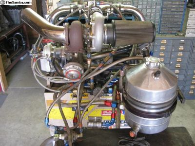 Pauter Race engine