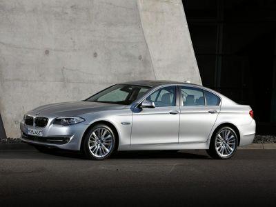 2013 BMW MDX 535i (Gray)