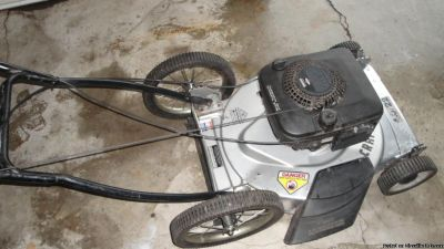 22 Craftsman II Mulcher Lawn Mower Easy Mowing