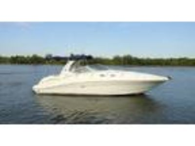 2006 Sea Ray 34 SunDancer