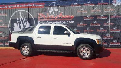 2008 Chevrolet Avalanche 2WD Crew Cab 130