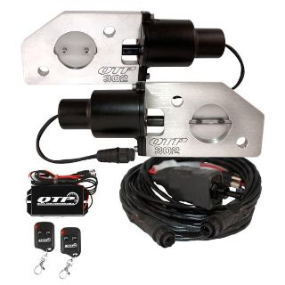 Find QTP QTEC302K Mustang BOSS 302 Electric Exhaust Cutout With Wireless Remotes motorcycle in Suitland, Maryland, US, for US $428.45