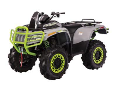 2018 Textron Off Road Alterra MudPro 700 LTD Sport-Utility ATVs Deer Park, WA
