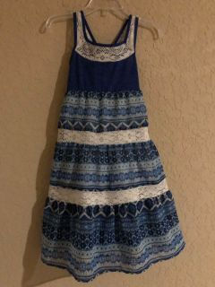 Bonnie Jean Adorable Summer Dress. Nice Condition. Size 2T