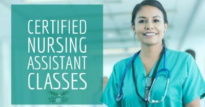 Check out our Upcoming Courses for Certified Nursing Assistant 4-Week Training!