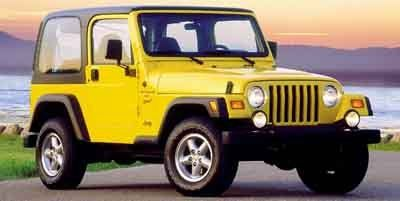 2000 Jeep Wrangler Sport (Not Given)