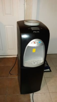 Polar dispenser water hot work cool not so good, pick up in Brazoria